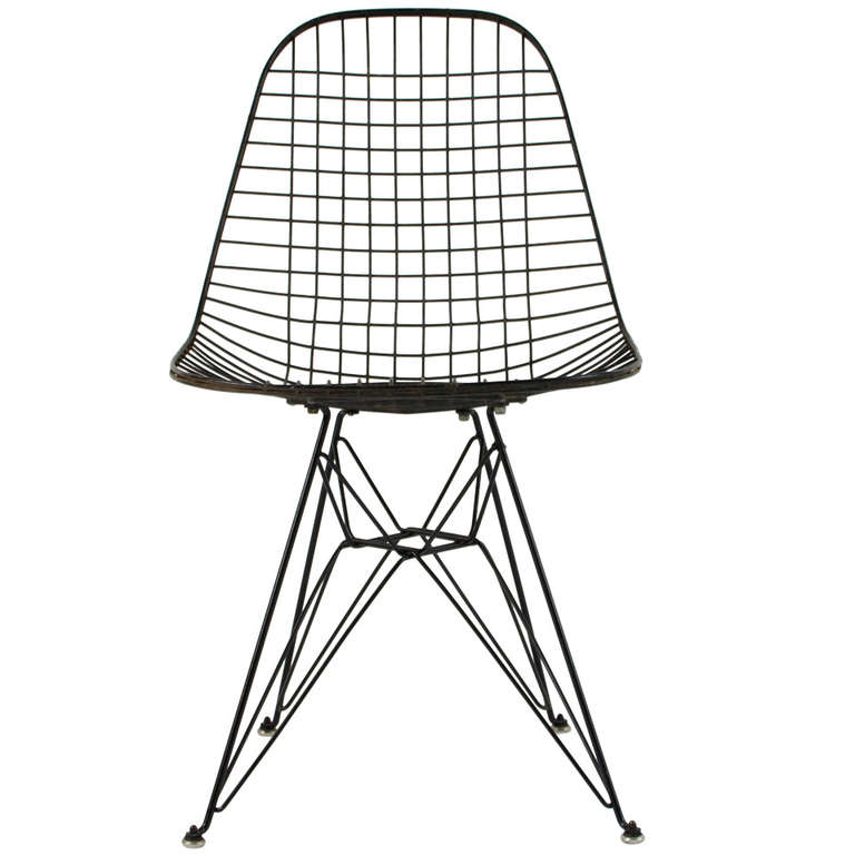 Charles Ray Eames For Herman Miller Eiffel Tower Chairs CraveModern