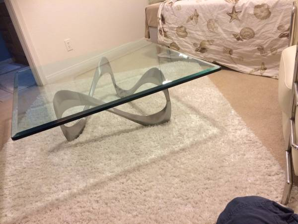Knut Hesterberg Snake Coffee Table