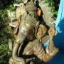 Vintage Brass Ganesh