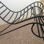 Andre Dubreuil Steel Spine Chair