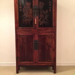 Antique Asian Armoire/Cabinet