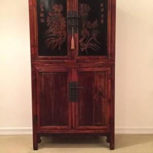 Antique Asian Armoire/Cabinet